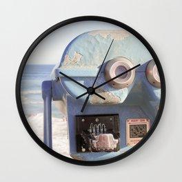 I See Huntington Beach 2 Wall Clock