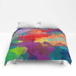 Vibrant Colors Comforters