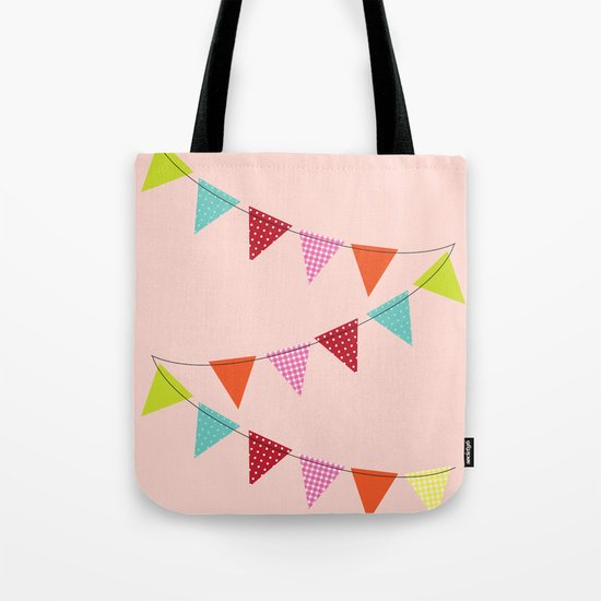 Hooray for girls! Tote Bag