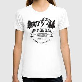 Hemsedal positive T-shirt