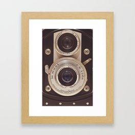 uniflex I Framed Art Print