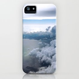 Ever Look Outside a Plane? iPhone Case