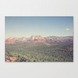 Sedona Skies Canvas Print