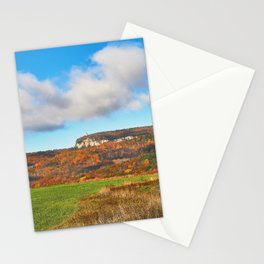 Mountain Morning Stationery Cards