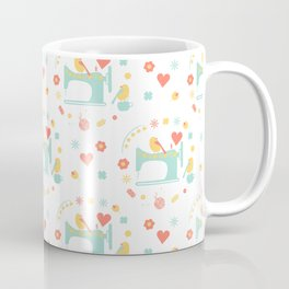 Love sewing Coffee Mug
