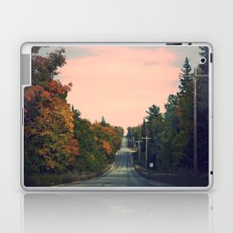 Long Road Ahead  Laptop & iPad Skin
