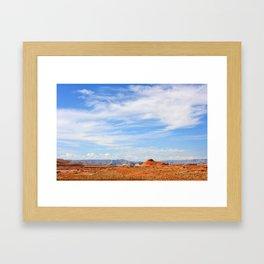 Glen Canyon Framed Art Print