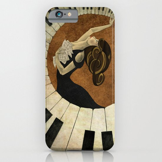 Key to the Soul iPhone & iPod Case