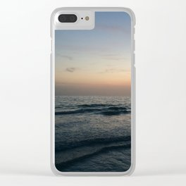 Somewhere Out There Clear iPhone Case