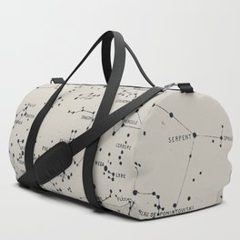 Carte du Ciel II Duffle Bag
