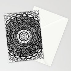 Black&White Lace Stationery Cards