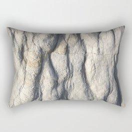 Rock Face Rectangular Pillow