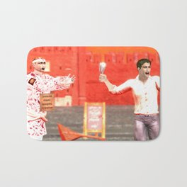 SquaRed: Give it to me Bath Mat