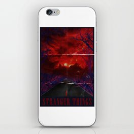 ST Poster iPhone Skin
