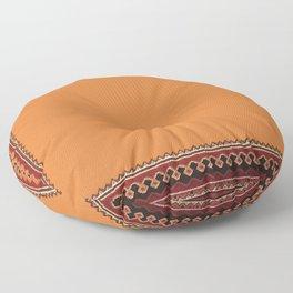 Persian Carpet Design Floor Pillow