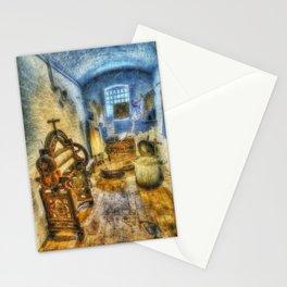 Olde Victorian Washroom Stationery Cards