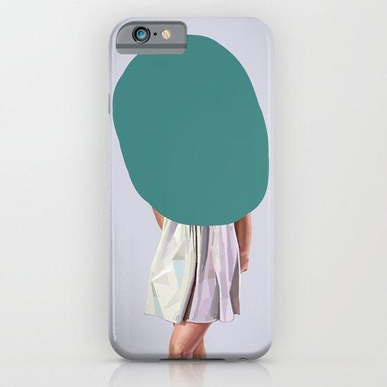 Turquoise iPhone & iPod Case