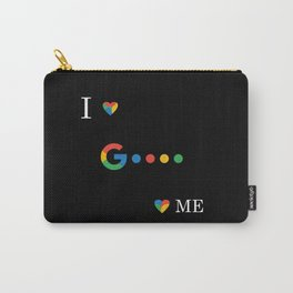 Love Google Culture Items Carry-All Pouch