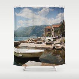KT11-33 Shower Curtain