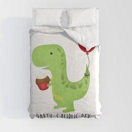 Party-Saurus Rex Comforters