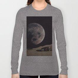 Space Dunes Long Sleeve T-shirt