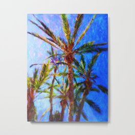 Avalon Palms - Help Fund Education for Impoverished Kids in Malawi, Africa @MoreThanAid Metal Print