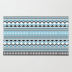 Tribal Scarf Rug