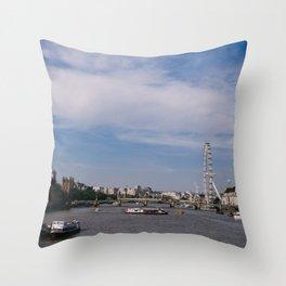 london_7 Throw Pillow