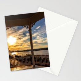 Mississippi River Gazebo Stationery Cards