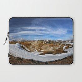 Landmannalaugar, Iceland Laptop Sleeve