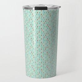 Raindrop Confetti Travel Mug