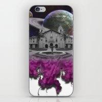 lebron iPhone & iPod Skins featuring Destroy & Rebuild by SaintCastro