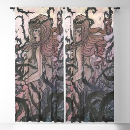 The Rose of Versailles Blackout Curtain