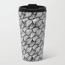 Zentangle Paradox  Travel Mug