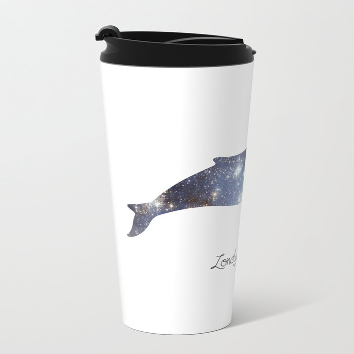 Lonely Dreamer 2 Metal Travel Mug