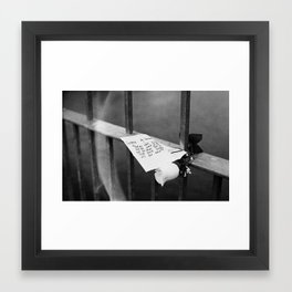 Suzanne by Leonard Framed Art Print