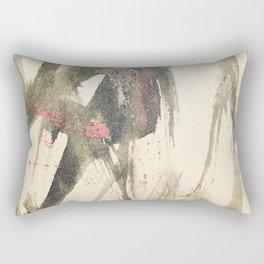 Abstract B3 Rectangular Pillow