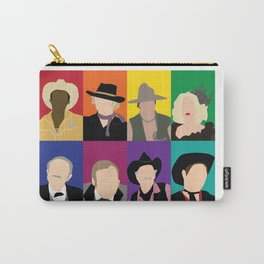 Blazing Saddles Carry-All Pouch