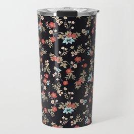 Kimono Print Travel Mug