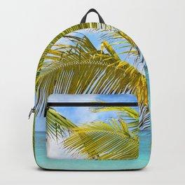 Photo 54 Palm Tree Backpack