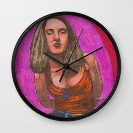 Smart Liz Wall Clock