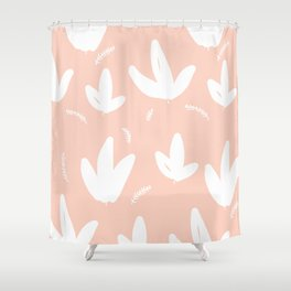 Pink Deco #society6 #decor #buyart Shower Curtain