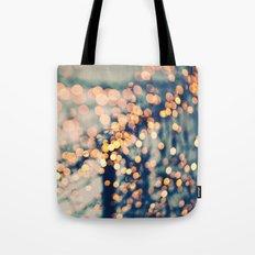 Sea of Lights Tote Bag
