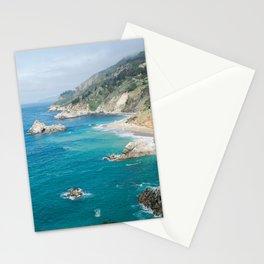 Big Sur Coastline #2 Stationery Cards