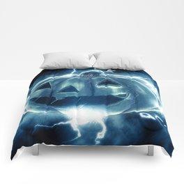 Spooky Jack-o-Lantern Comforters