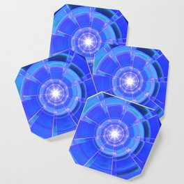 Sapphire Scope Coaster