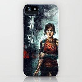 The Last of Us - Ellie iPhone Case