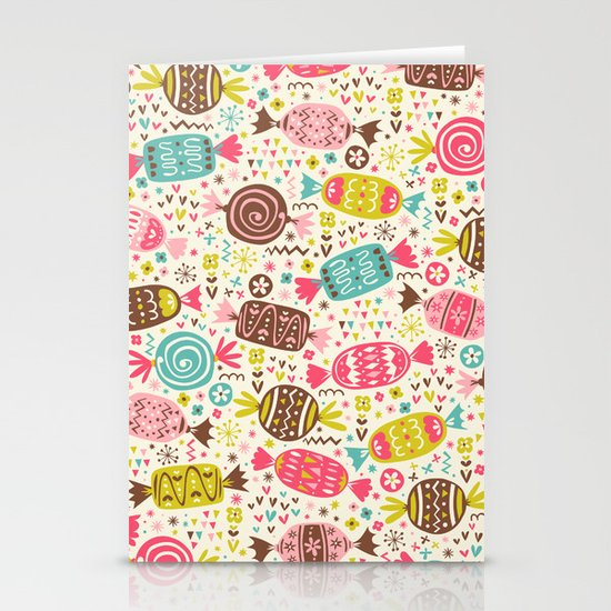 Sweeties Stationery Cards