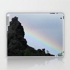 Rainbow at Dimmuborgir Laptop & iPad Skin