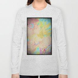 Flower bouquet...Copycolor Long Sleeve T-shirt